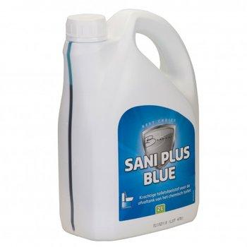 toiletvloeistof blauw 2 liter