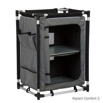 Bardani ripiani comfort 2 Zwart/Wit