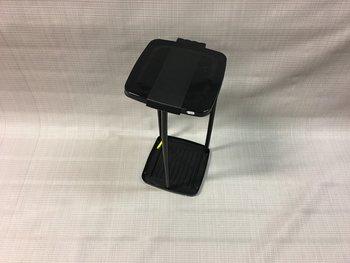 Prullenbak zwart
