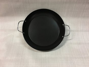 Excellent houseware paella pan 38,5 cm