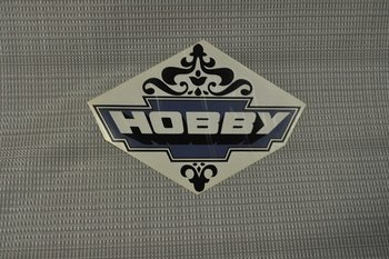 Hobby Sticker kroon
