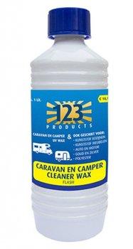 Caravan en camper cleaner wax 1 liter