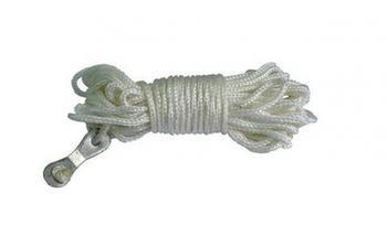 Scheerlijn wit 4 meter