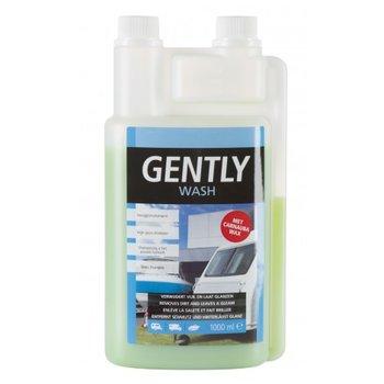 gently wash