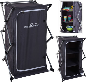 Outdoor gear campingkast