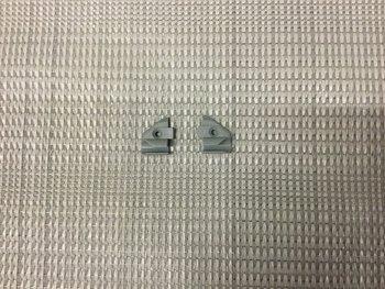 Eindkapje grijs type 6
