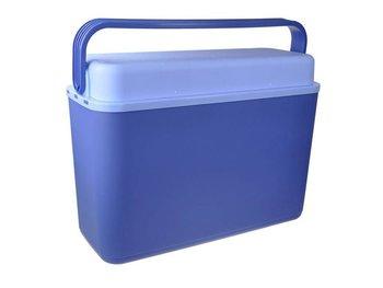Koelbox 12 liter ijsblauw