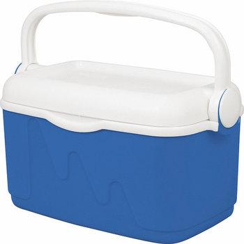Curver Koelbox - 10 L - Blauw/wit
