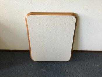 Tafelblad 85 x 68 cm