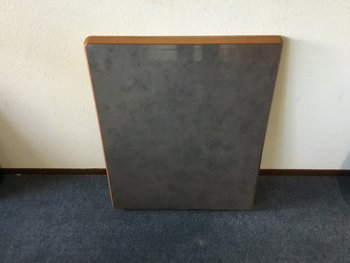 Tafelblad 85 x 67 cm