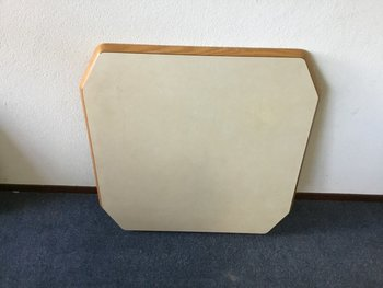 Tafelblad 80 x 76 cm