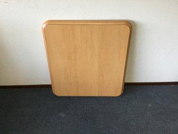 Tafelblad 85 x 75 cm