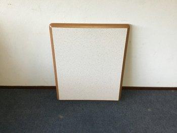 Tafelblad 85 x 68 cm Hobby