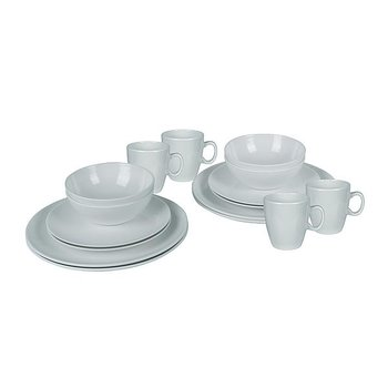 Bo-Garden - Servies - 100% Melamine - 16-Delig - Natural
