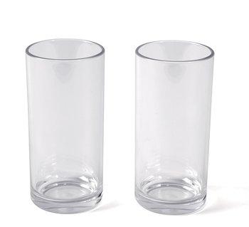 Bo-Camp - Long Drinkglas - Polycarbonaat - 2 Stuks