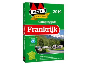 Acsi Campinggids Frankrijk 2019