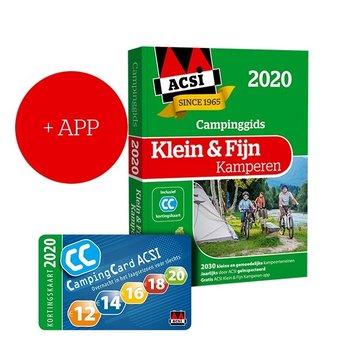 Acsi Klein & Fijn Kamperen 2020