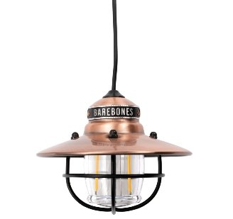 Barebones Edison String Lights 3P Copper Usb