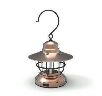 Barebones Mini Edison Lantern Copper 2AA Usb