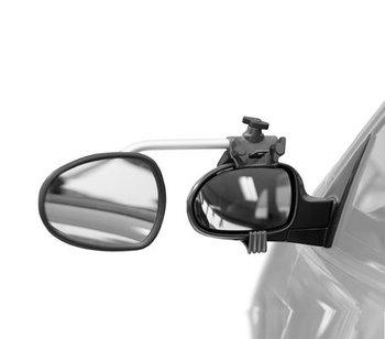 Repusel caravanspiegels Korte arm Vlak glas 2 stuks