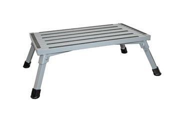Victoria Xl inklapbare opstap aluminium