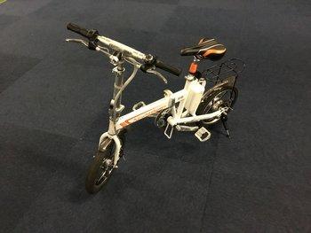 Airwheel electrische vouwfiets