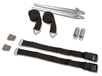 Fiamma stormbanden tie down kit S zwart
