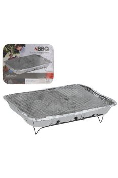BBQ Collection Barbequeaccessoire BBQ instant grill met kolen