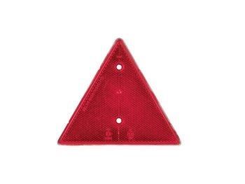 Driehoekreflektor rood