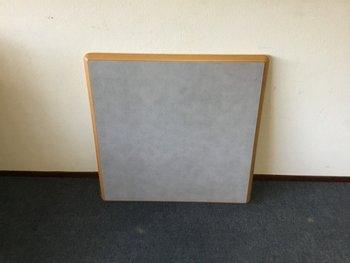 Tafelblad 85 x 85 cm