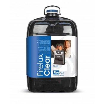 Petroleum Firelux Clear kachelbrandstof 20 ltr.