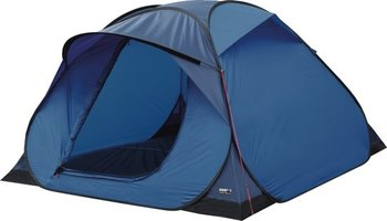 High Peak Hyperdome 3 - Pop-up Tent - 3-Persoons - Blauw