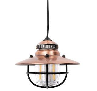 Barebones Edison String Lights 3P Copper Usb